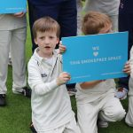Swalec Stadium Joins ASH Wales' Campaign For More Spaces Smokefree