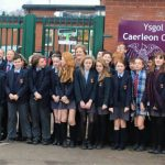 Newport Secondary School Gates Become No Smoking Zones
