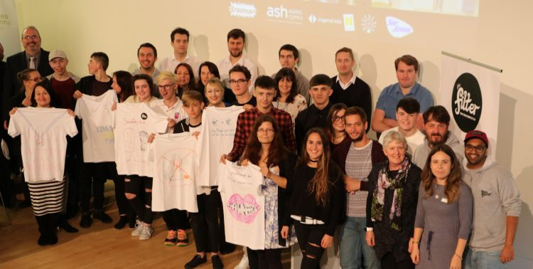 ASH Welsh - Stop Smoking Project Reaches Young People Across Europe
