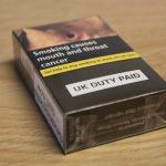"""""""Ugly"""" Cigarette Packs Arrive in Welsh Shops"""