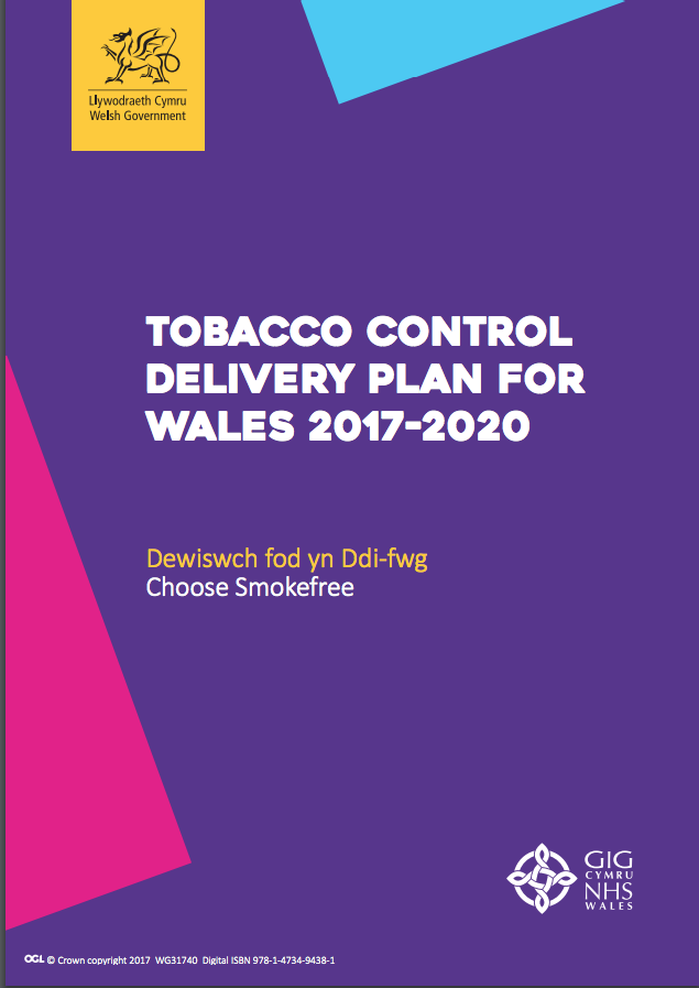 Tobacco Control Delivery Plan
