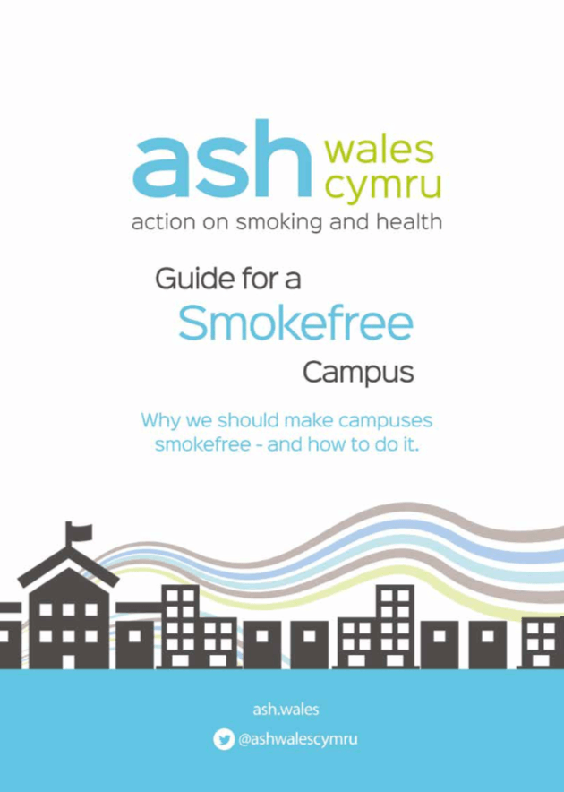 Smokefree Universities Toolkit