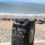 Battling cigarette butts on our beaches