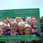 Parents urged to stop smoking on the side lines as charity teams up with the Football Association of Wales for Smokefree Sports campaign