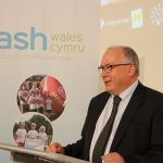 ASH Wales Chair , John Griffiths,  steps down after 30 years in tobacco control