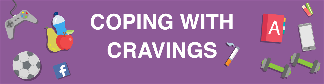 Stoptober- Coping with Cravings