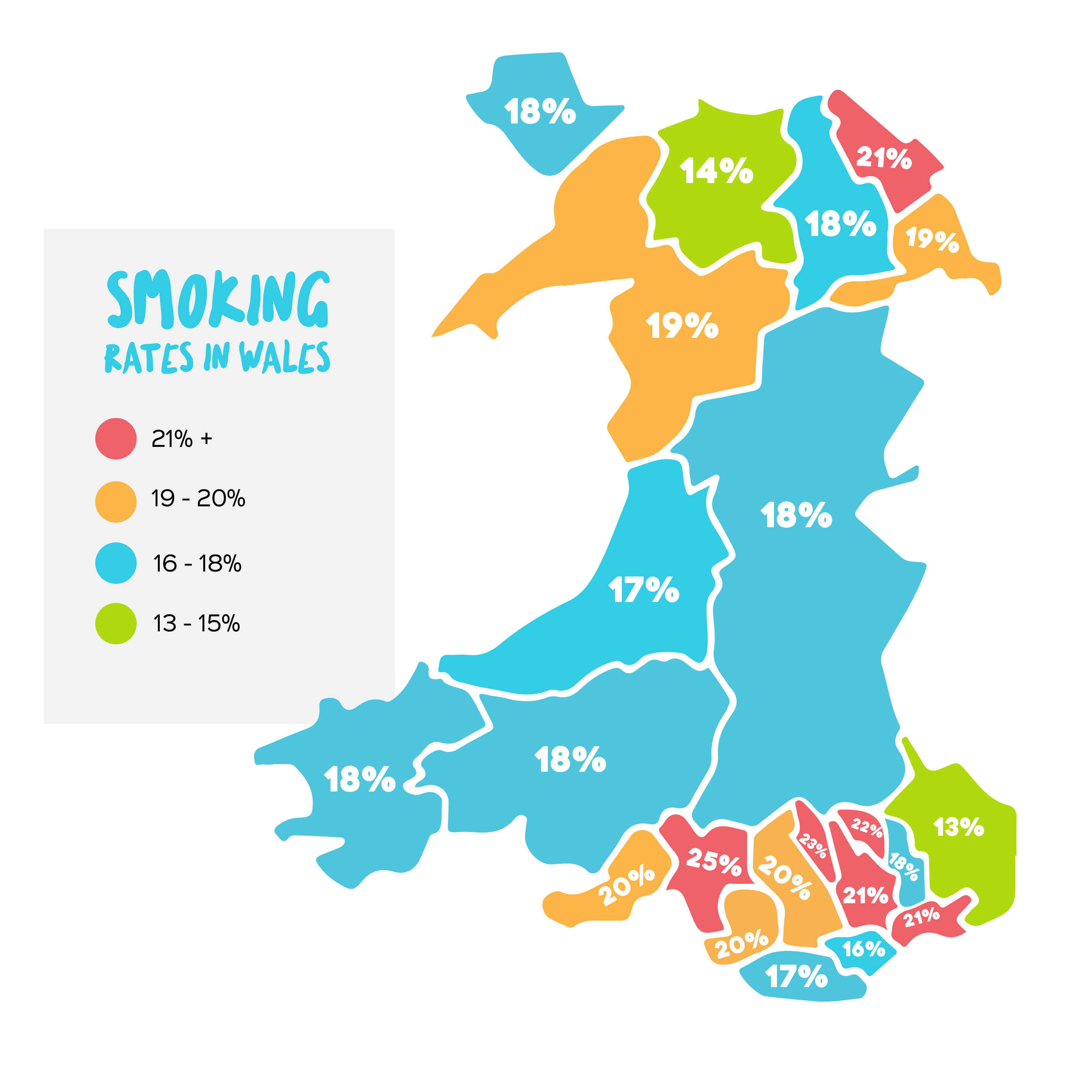 Wales' Headline Statistics - Action on Smoking and Health