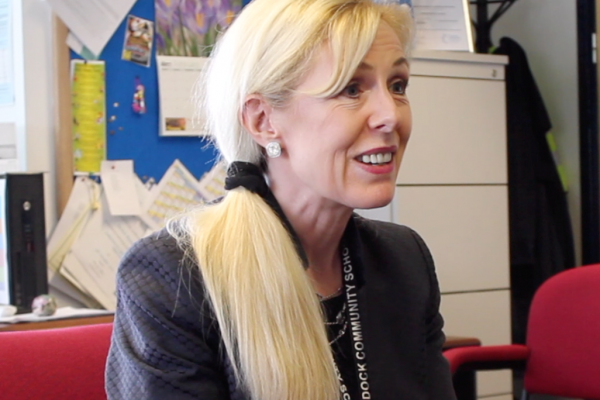 Michele Thomas, Headteacher