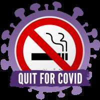 quitting smoking coronavirus