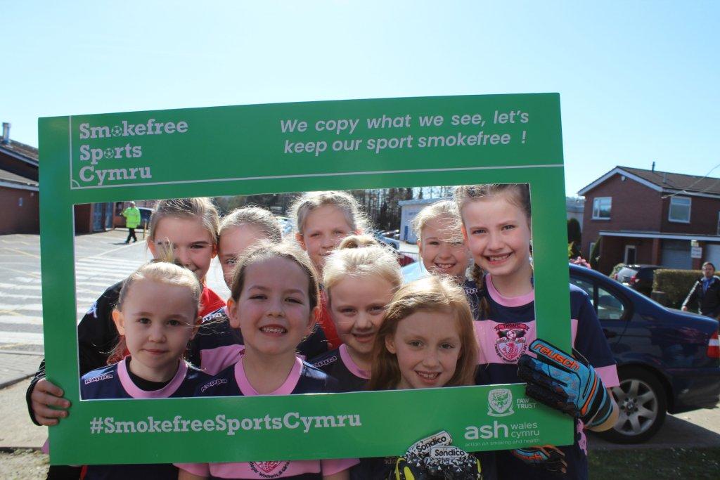 Smokefree Sports Cymru